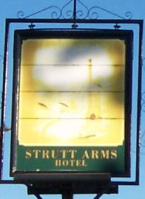 Dec 10, pic 2a Strutt Arms at Milford