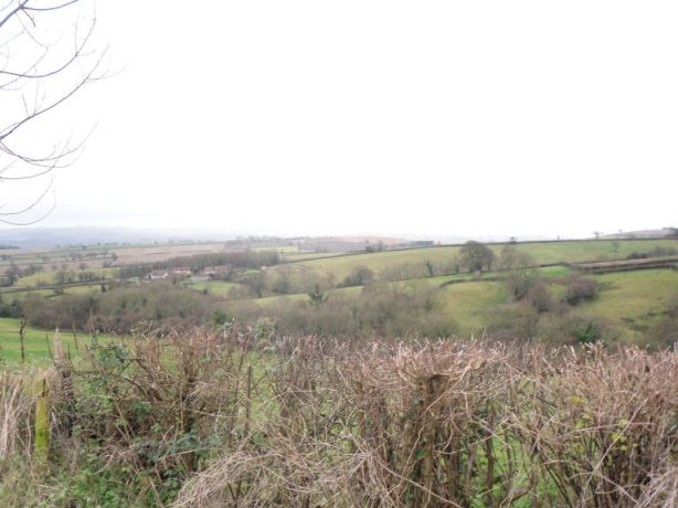 Dec 22, pic 21 view from East Dundry